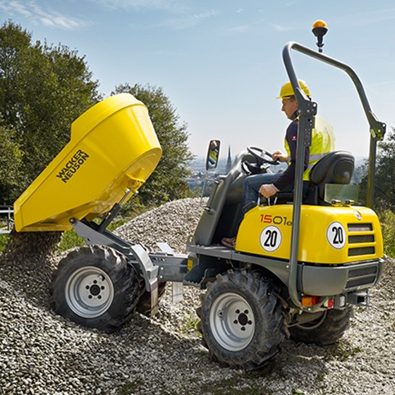Forward Tipping Dumper Image