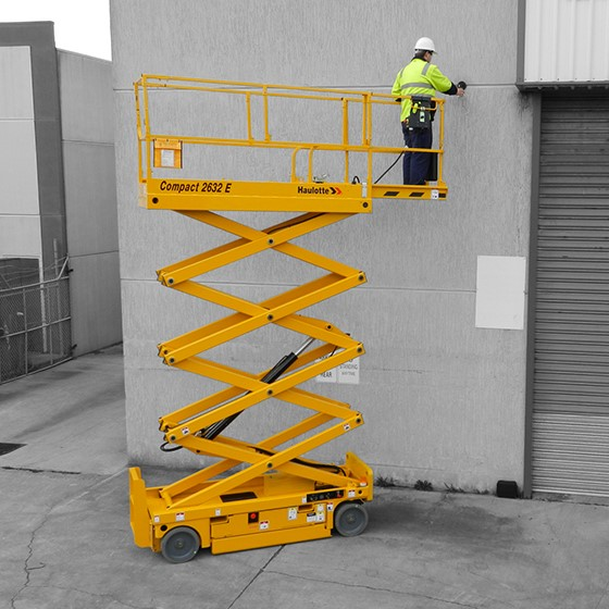 Mobile Elevating Work Platforms (MEWPs) Image