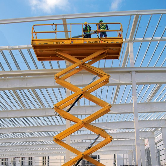 Safe Working at Heights Image