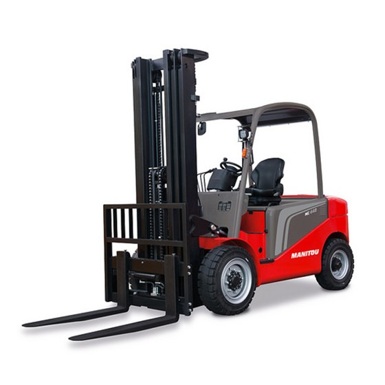 Are you trained to use a forklift? Module Image