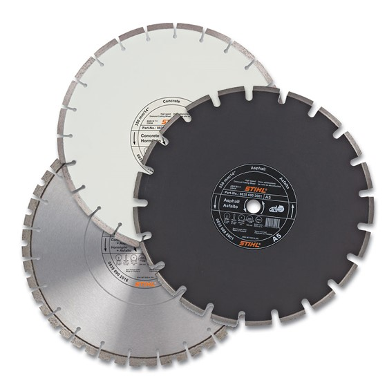 Diamond Blades Image