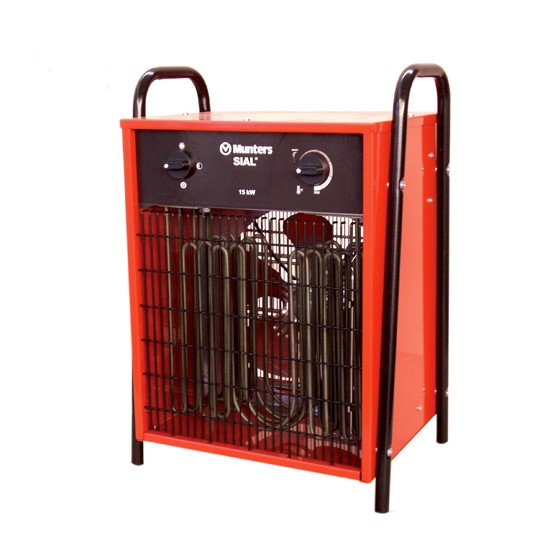 15kW Electric Heater Image