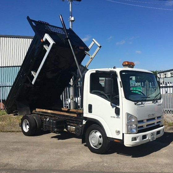 SOLD Isuzu 7.5T Tipper SOLD Image