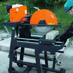500mm masonary bench saw Image
