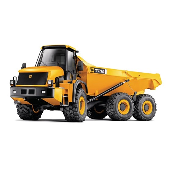 Rear Tipping Dump Truck Image