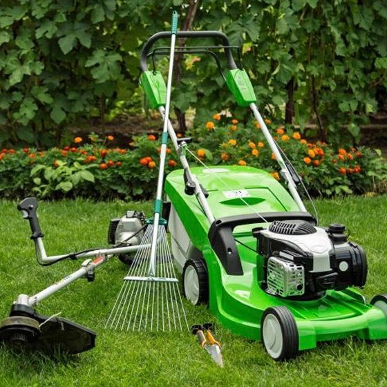 Hand held Mowers, Strimmers & Hedge Cutters Image