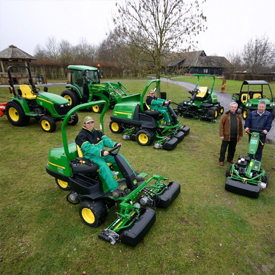 Ride-On Mowers Image