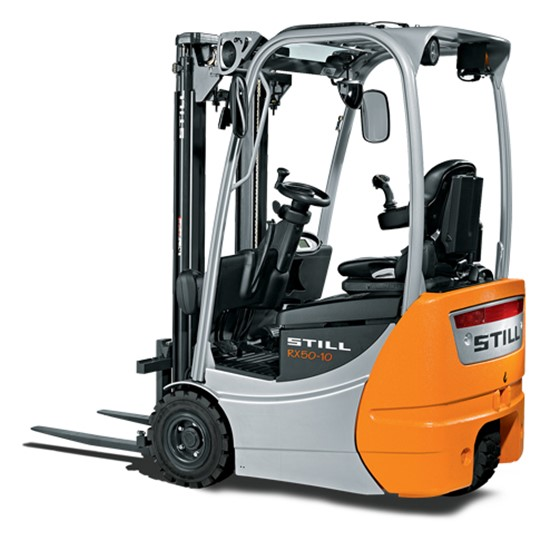 Forklift & Materials Handling Equipment Supervisors Image