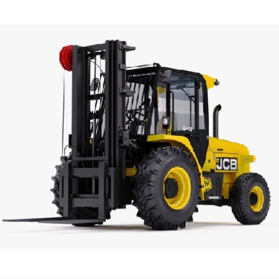 Rough Terrain Forklifts Image