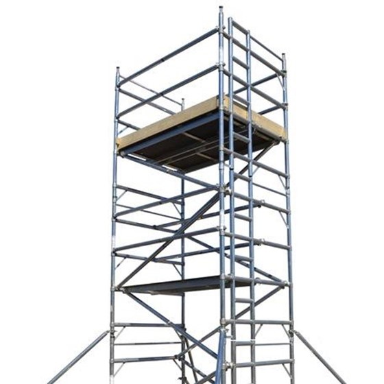 Mobile Alloy Towers (Scaffold) Image