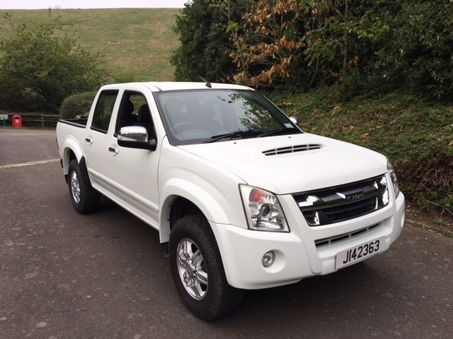 2011 Isuzu Rodeo Denver Pickup Image