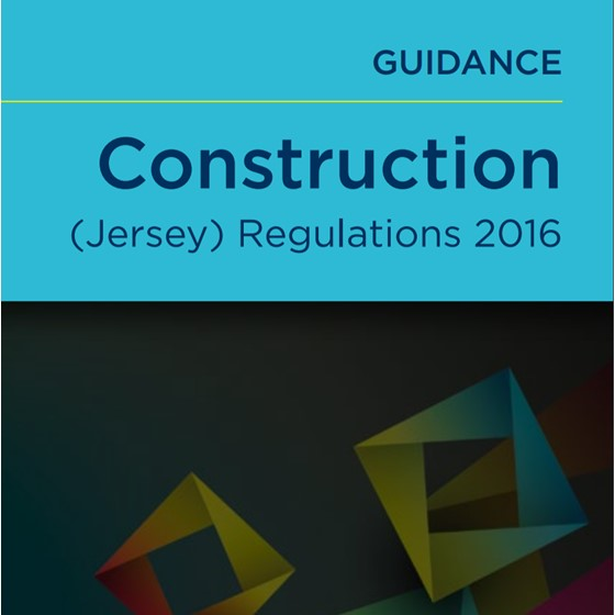 Overview of Construction Jersey Regulations 2016 Image