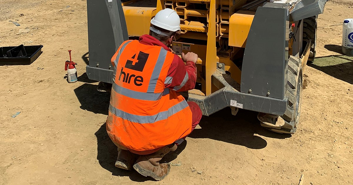 Why you can trust our hire tools & machinery on your next job Image