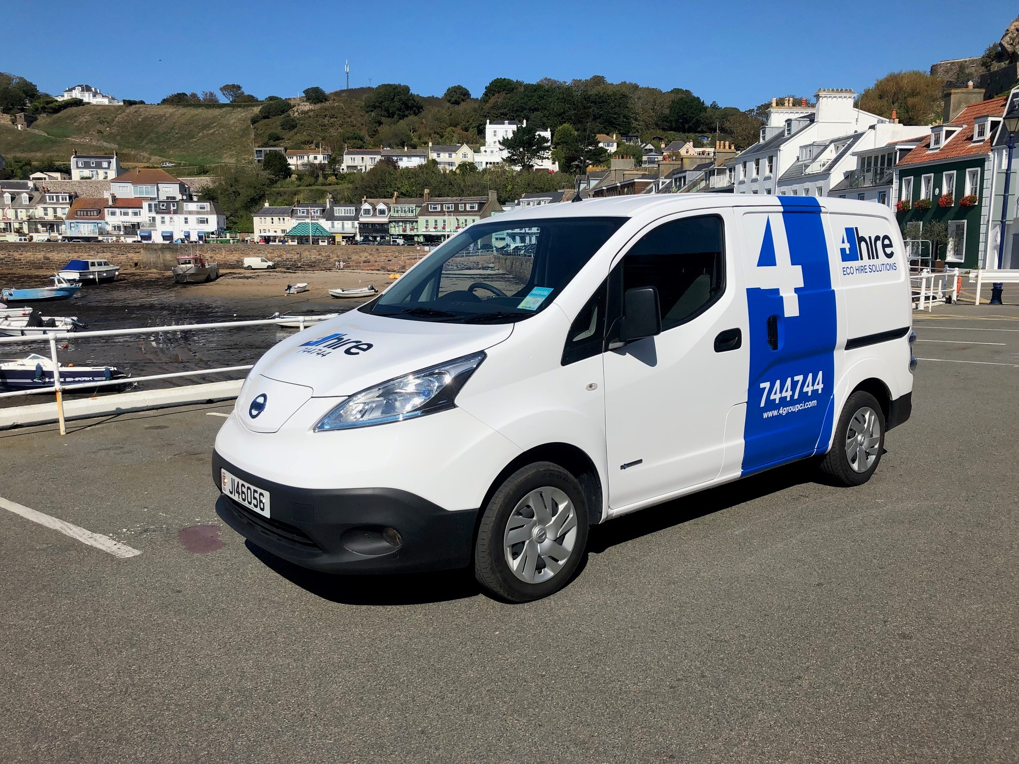 Need a van for charity or support work? Image