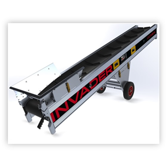 Mobile conveyor belts Image