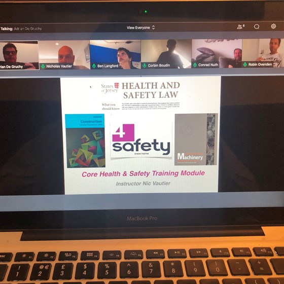 Free Core Health & Safety Course Image