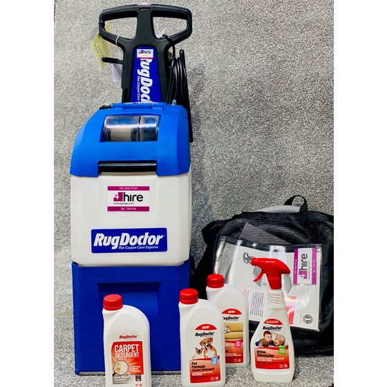 Rug Doctor upholstery cleaner Image